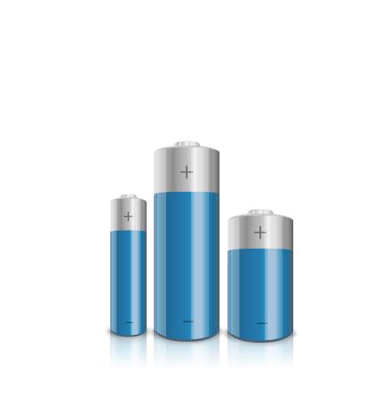 Batteripack - Garage/förrådsdetektor